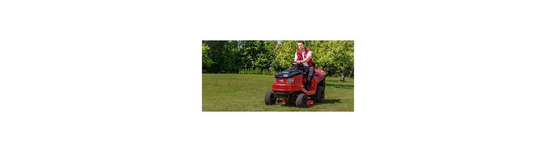 Traktorki koszące