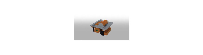 Przecinarki stołowe do płytek